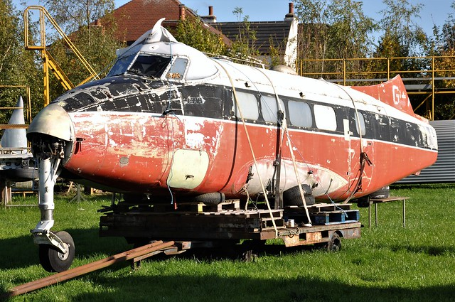 17th October 2010 East Midlands Aeropark