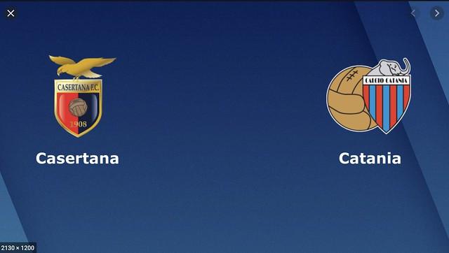 Casertana-Catania