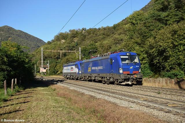 BR 193 493 WRS, Mezzovico (CH)