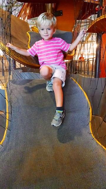 Everett At The Long Island Children's Museum