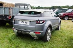 Range-Rover Evoque 'Victoria Beckham Limited Edition' - 2011