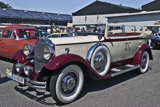 Packard 840 Phaeton 1931 (7569)