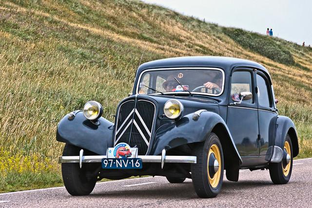 Citroën Traction Avant 1955 (7391)