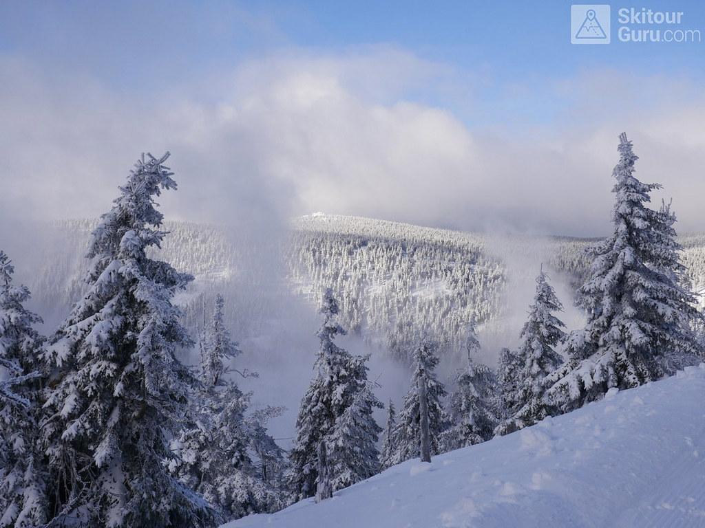 Keprník Jeseníky - Králický Sněžník Tschechien foto 26