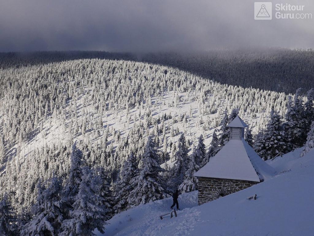 Keprník Jeseníky - Králický Sněžník Tschechien foto 27