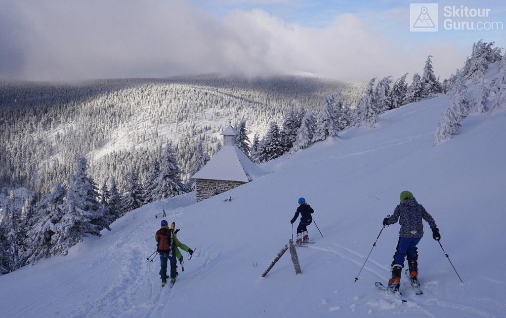 Keprník Jeseníky - Králický Sněžník Tschechien foto 28