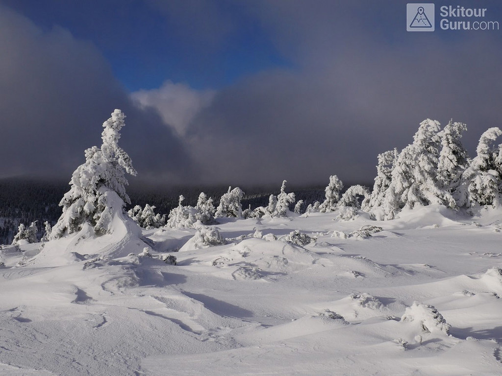Keprník Jeseníky - Králický Sněžník Tschechien foto 34