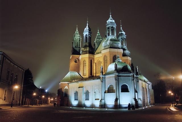 Poznań Cathedral, Poland