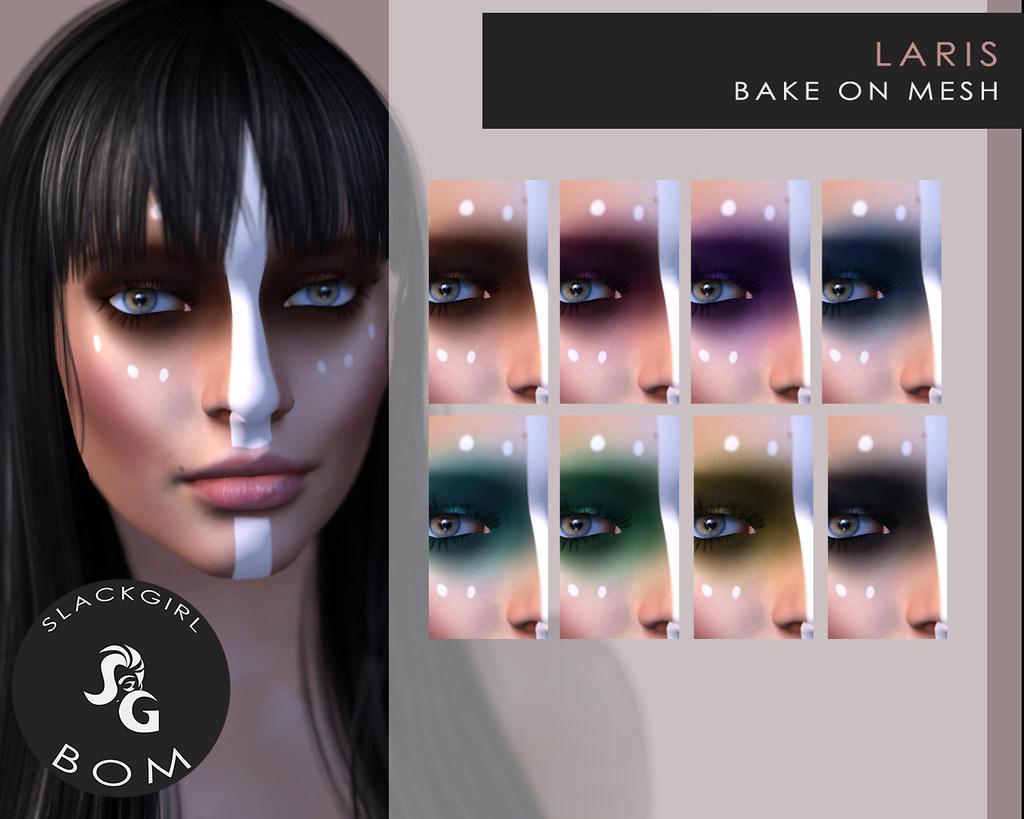 Laris Bom Makeup