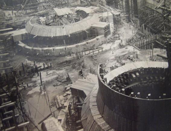 Рыбинская ГЭС - электростанция, стоящая на двух реках ЭНЕРГЕТИКА,Ярославская область,РусГидро,ГЭС,Рыбинск,Рыбинская ГЭС