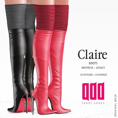 [ADD] Claire Boots