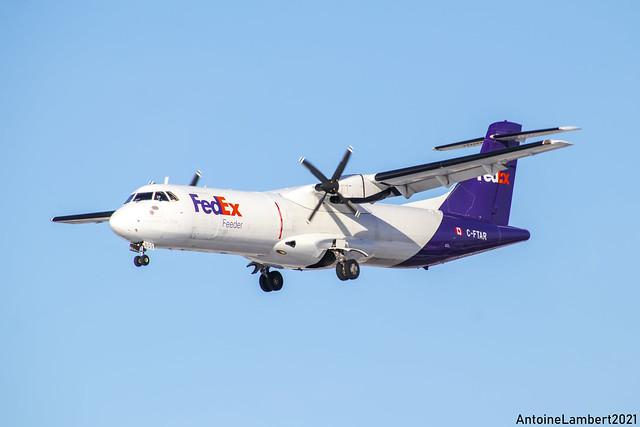 Fedex ATR72-202 C-FTAR