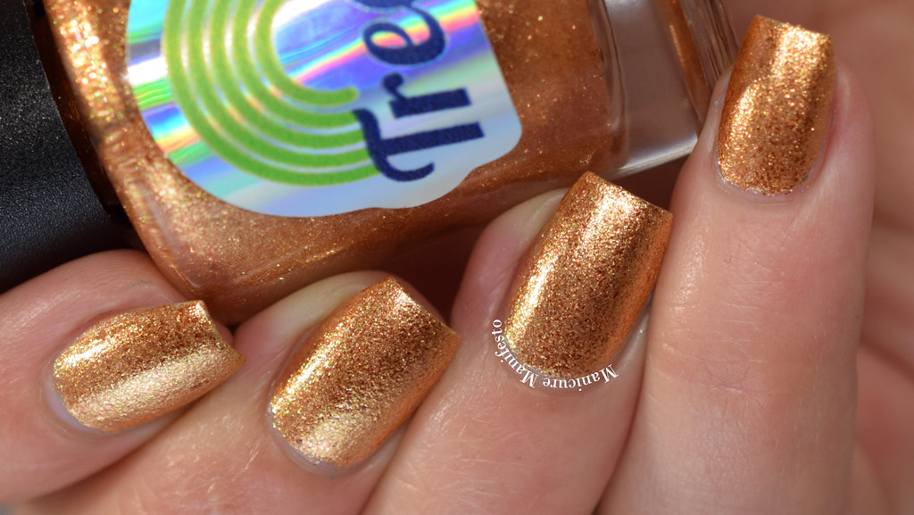 Treo Lacquer Cortex Conspiracy swatch