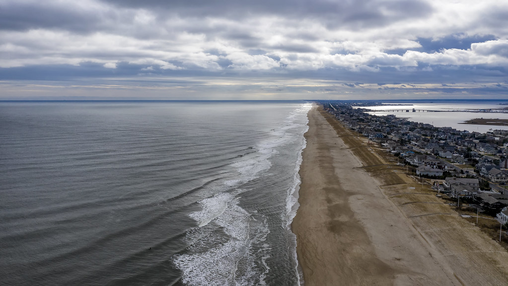 Above Bay Head New Jersey