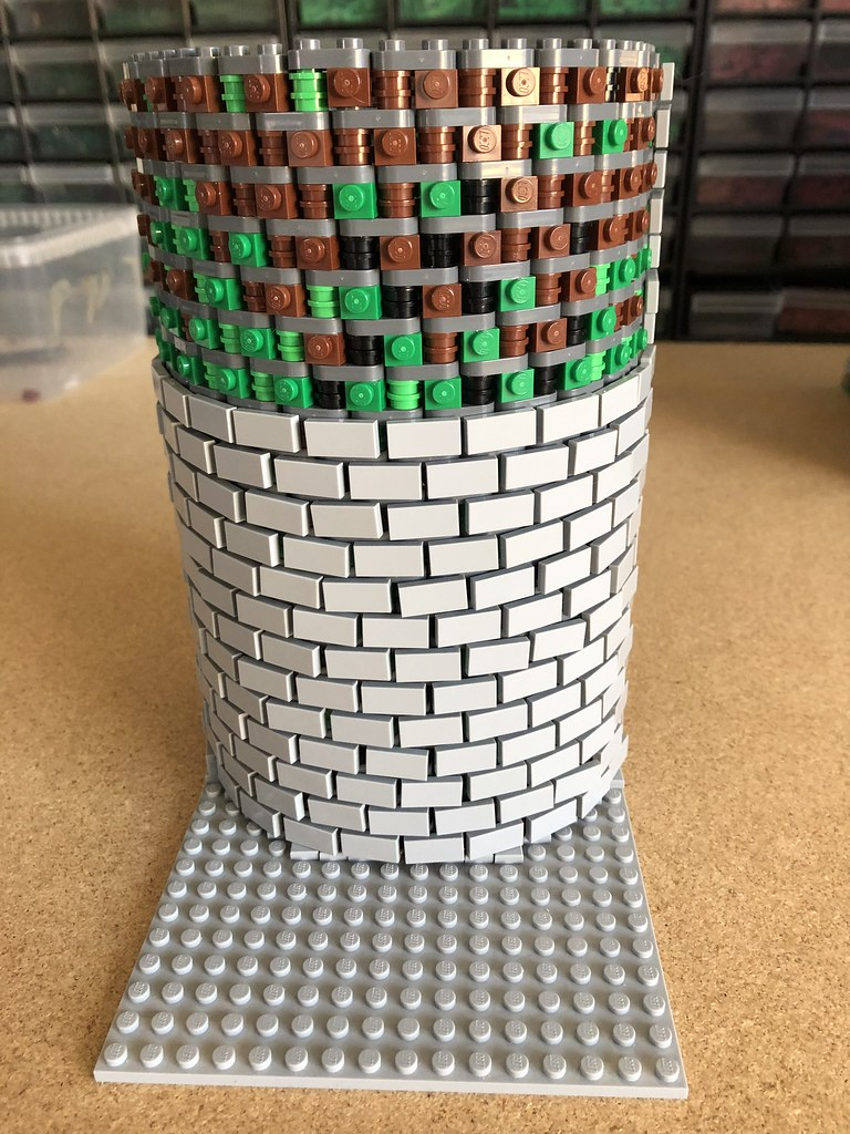 Round tower technique