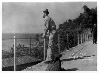Dad in Occupied Japan