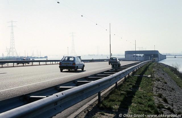 Schellingwoude, maart 1991