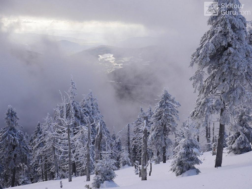 Keprník Jeseníky - Králický Sněžník Tschechien foto 25