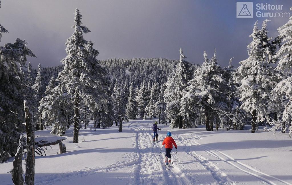 Keprník Jeseníky - Králický Sněžník Tschechien foto 43