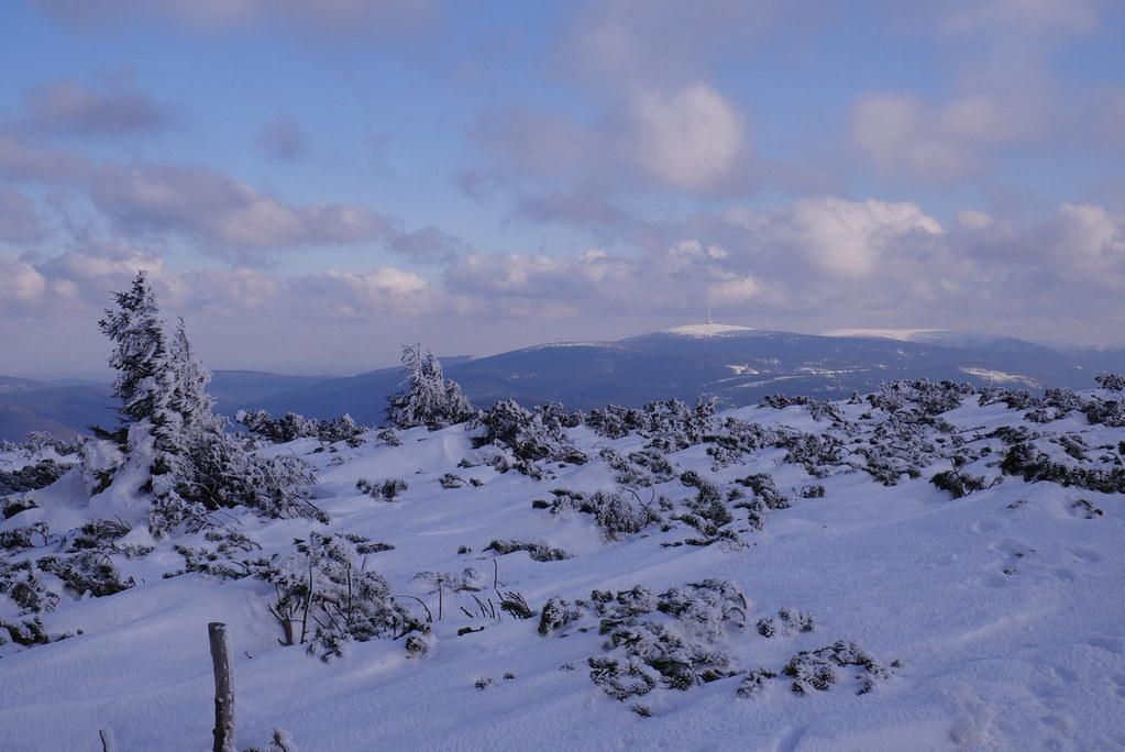 Keprník Jeseníky - Králický Sněžník Tschechien foto 21