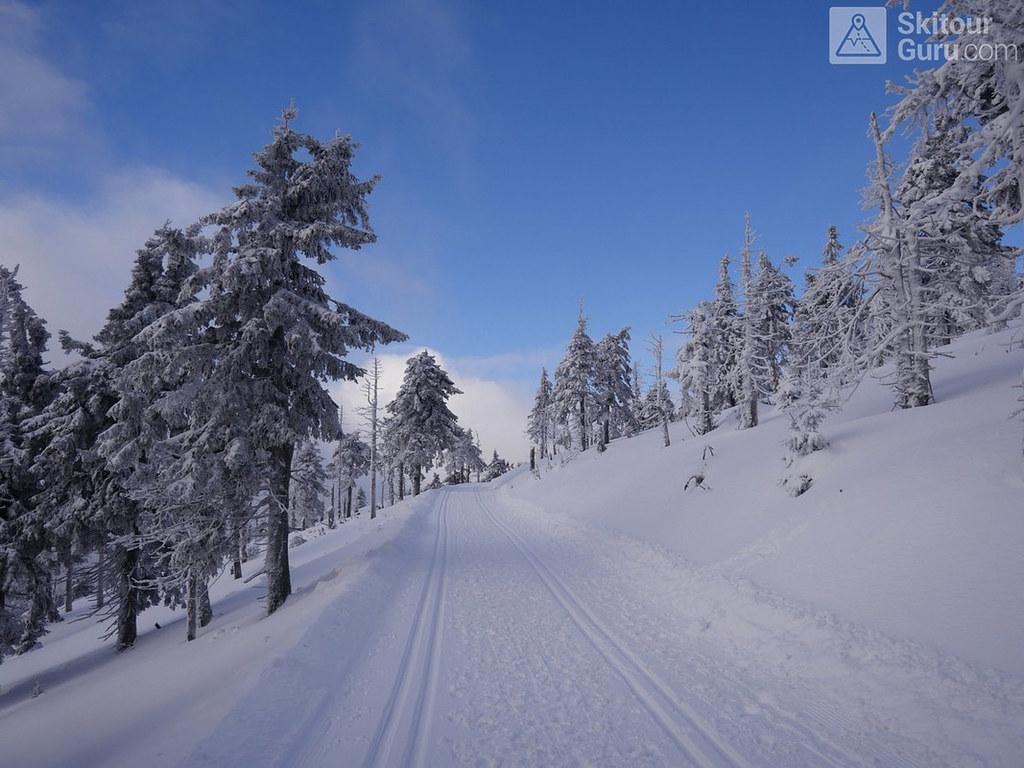 Keprník Jeseníky - Králický Sněžník Tschechien foto 24