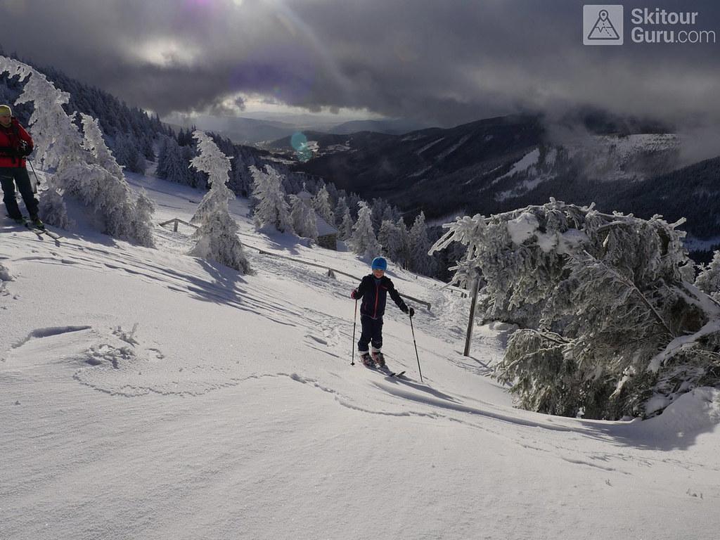 Keprník Jeseníky - Králický Sněžník Tschechien foto 31