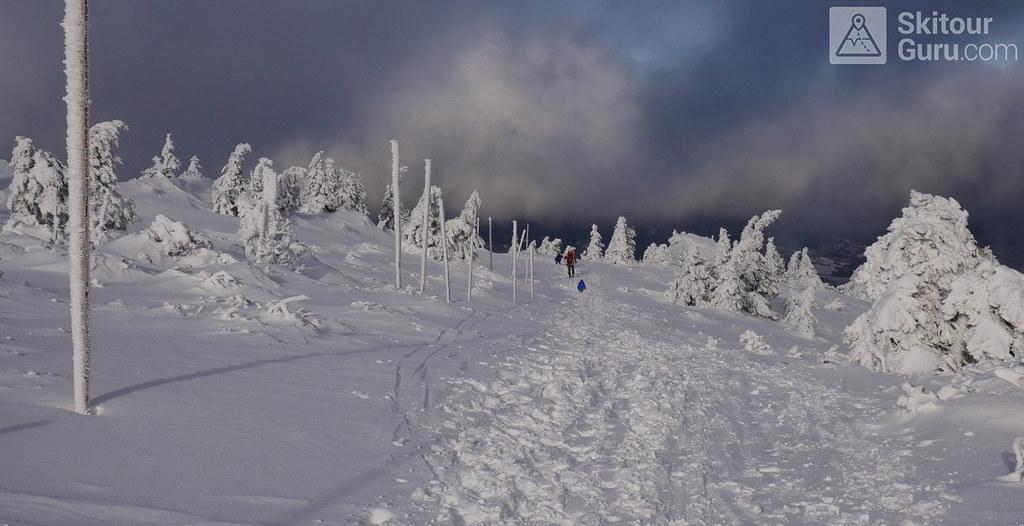 Keprník Jeseníky - Králický Sněžník Tschechien foto 39