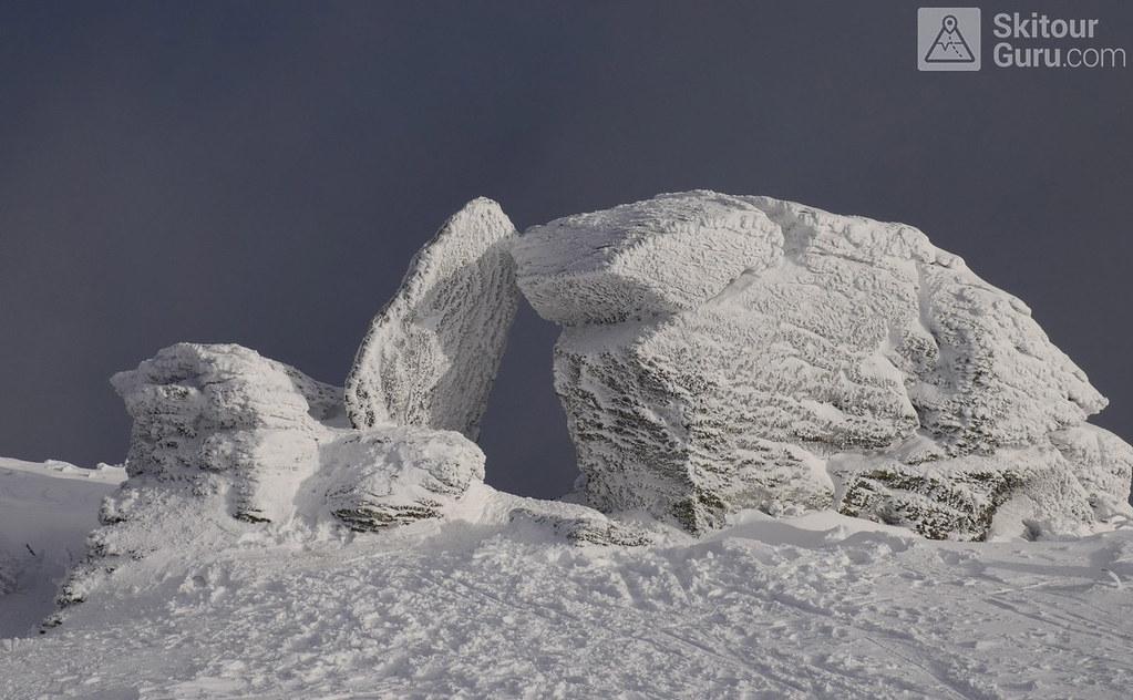 Keprník Jeseníky - Králický Sněžník Tschechien foto 40