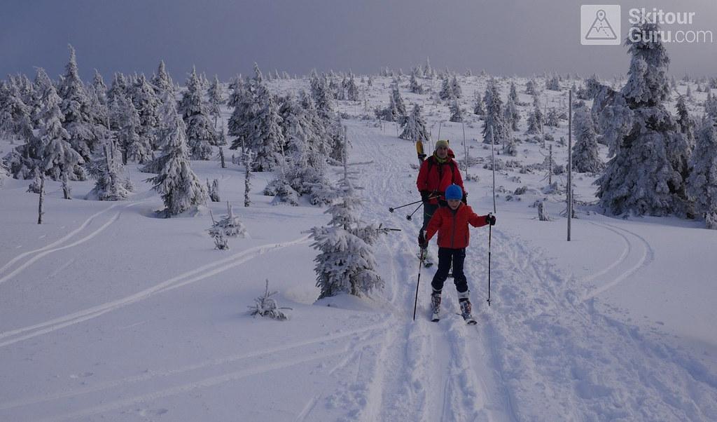 Keprník Jeseníky - Králický Sněžník Tschechien foto 42