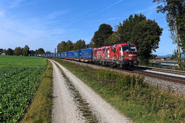 Alpha Trains / TXL 193 555