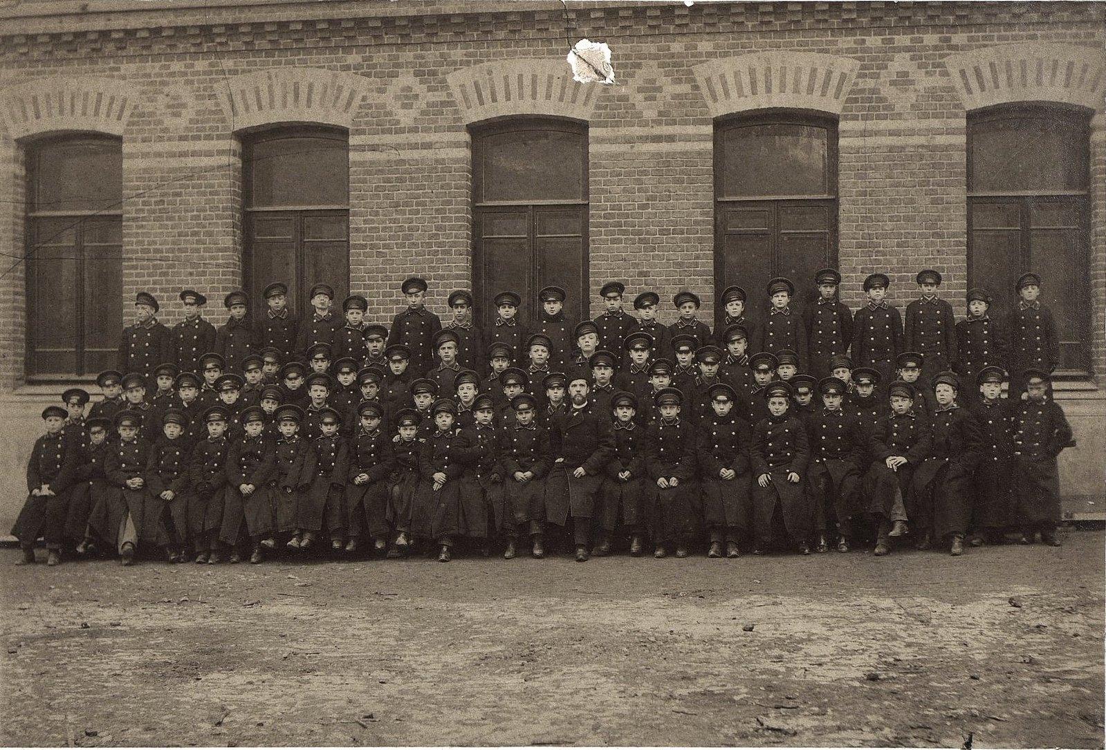 Комисаровское техническое училище. 1892