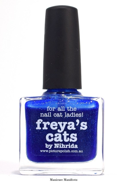 Picture Polish Freya's Cats Review