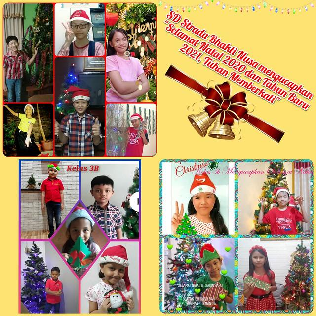 Perayaan Hari Raya Natal 2020