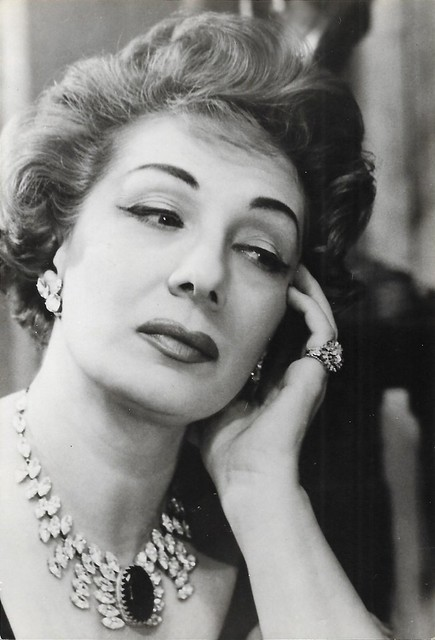 Andreina Pagnani in La pappa reale (1959)