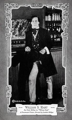 William S. Hart in White Oak (1921)