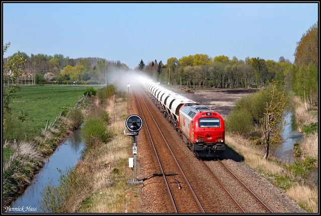 Güterverkehr in der Picardie