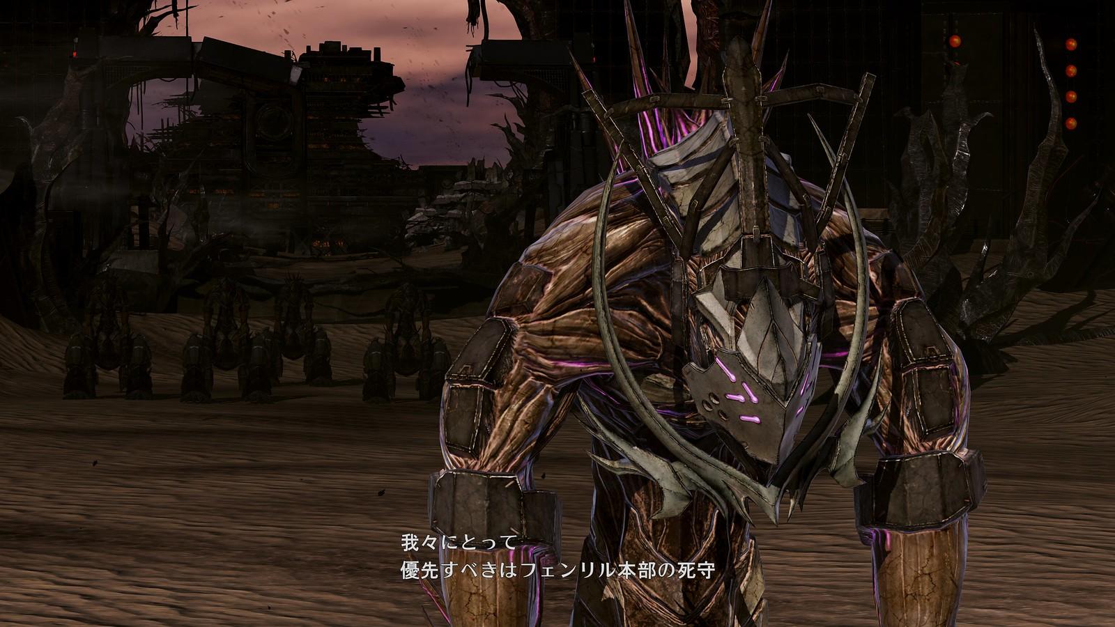 God Eater 3 Screenshot 2021.01.10 - 13.07.07.24