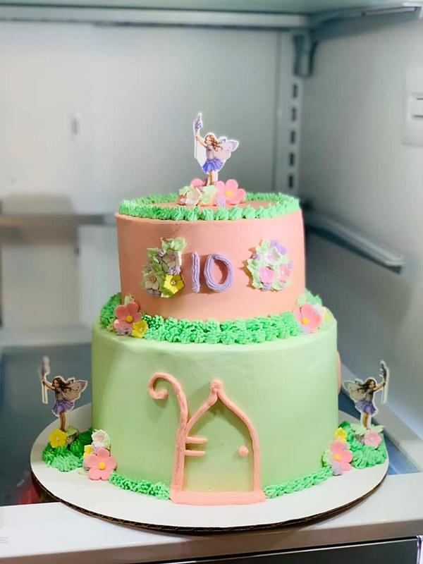 Cake from SweetArt Cakery by Erica Thorseth