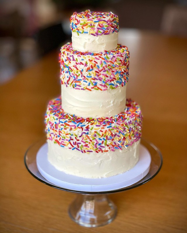 Cake by Overlook Bakery
