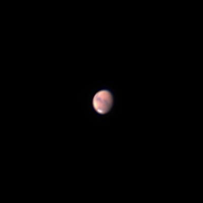 Ágoston Zsolt: Mars. VEGA-tábor, 2020