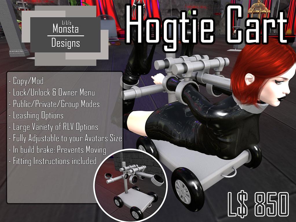 Hogtie Cart