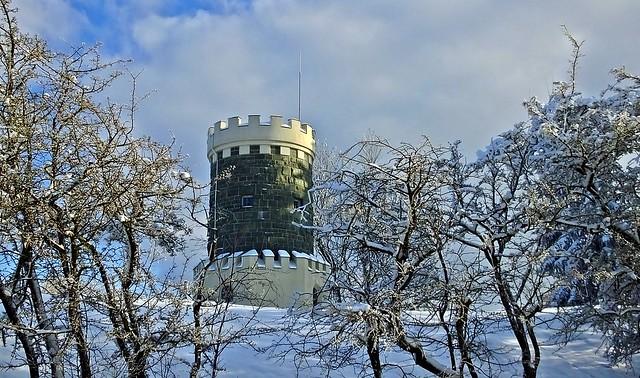 Wasserturm von Auerbach/V.