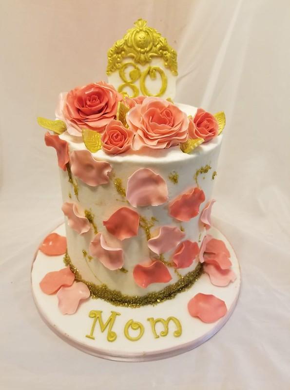 Cake from Cakes by Terri Custom Cake Studio