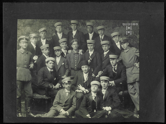 ArchivTappen2AAl2d417  Gesamtseite 24, Fotoalbum, 1900-1930er