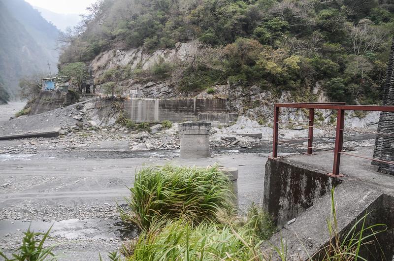 丹大吊橋遺址 (2)