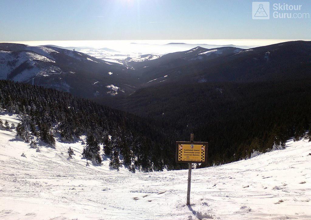 Králický Sněžník - údolím Moravy Jeseníky - Králický Sněžník Tschechien foto 08
