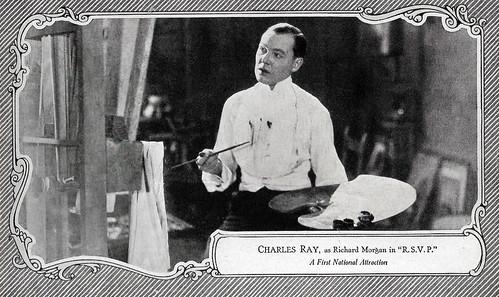 Charles Ray in R.S.V.P. (1921)