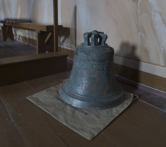 Vecais Subates Romas katoļu baznīcas zvans, 20.04.2019.