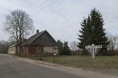 Sinagogas vieta, 20.04.2019.