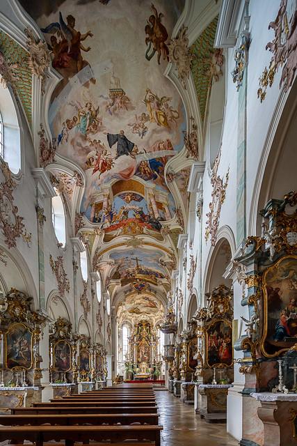 St.Martin  Mönchsdeggingen